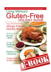 2011 Living Without Gluten Free Holiday Guide