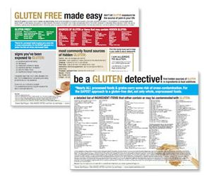 Download this informative PDF and be a Gluten detective!